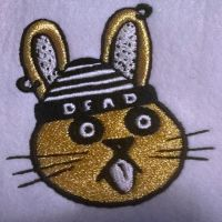 dead-bunny